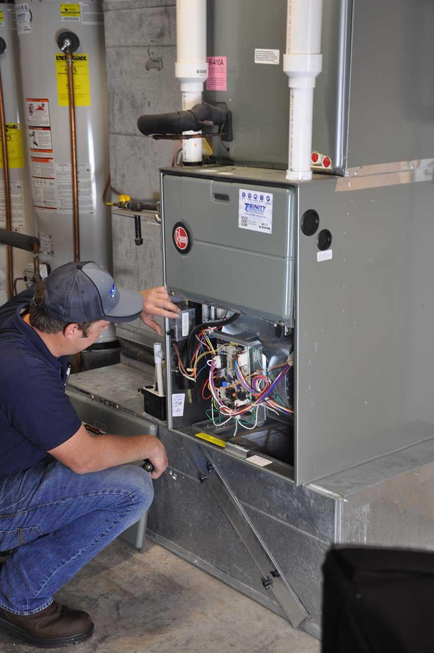 Hvac Repair Alabaster Al Heating Alabaster Al Trinity