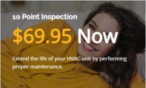 HVAC Inspection Coupon Birmingham AL